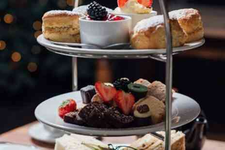 Clayton Crown Hotel - Afternoon Tea with Optional Bottle of Prosecco for Up to Six - Save 53%