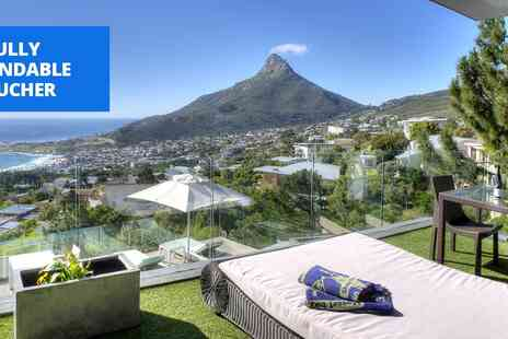 Sea Star Rocks - Boutique stay at Camps Bay - Save 49%