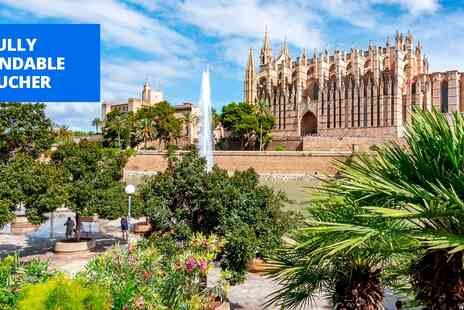 Summum Prime Boutique Hotel - Five Star Palma hotel 2 nights with extras - Save 0%