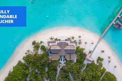 Furaveri Island Resort & Spa - Five star all including Maldives stay with activities - Save 53%