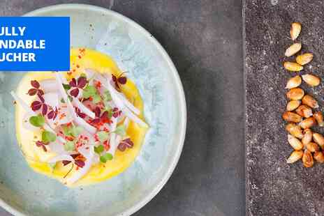 Lima Floral - Punchy Peruvian tasting menu lunch & bubbly - Save 31%