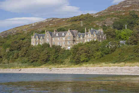 The Gairloch Hotel - A Scottish Highlands stay for two breakfast and 1pm late check out - Save 45%