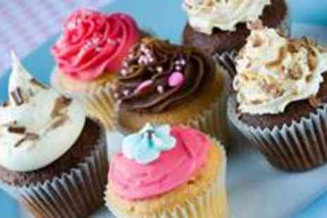 Reason and Seasons Cakes - 12 alcoholic cupcakes delivered on an array of tasty cuptails - Save 71%