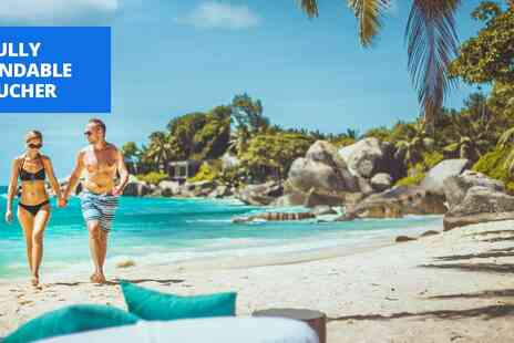 Carana Beach Hotel - Deluxe Seychelles getaway with meals - Save 54%