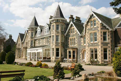 The Craiglynne Hotel - A Grantown on Spey, Scotland hotel stay for two people with breakfast - Save 60%