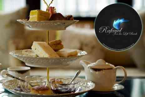 Rafayel on the Left Bank - Champagne AfternoonTea for Two - Save 52%