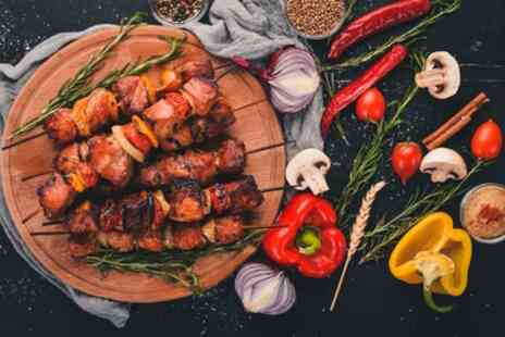 Rodizio Rico Coventry - All You Can Eat Brazilian Barbecue with Caipirinha for One or Two - Save 39%