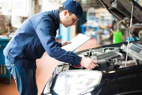 Wishaw Mot Centre - MOT Test, 54 Point Car Service with Oil Change or Both Services - Save 0%