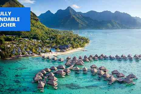 Hilton Moorea Lagoon Resort & Spa - Luxury Five Nights stay with private pool - Save 0%