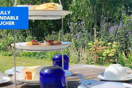 Stanton Manor - Afternoon tea for 2 at Wiltshire country house - Save 58%