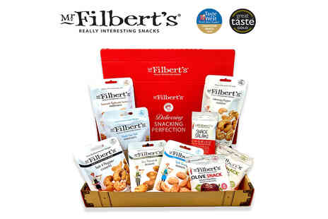Filberts Fine Foods - Deluxe KETO diet selection box - Save 0%