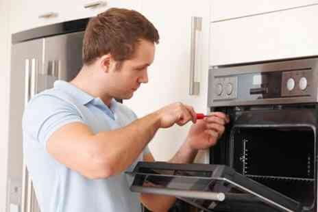 MVR Services - Single, Double or Range Oven Clean - Save 33%