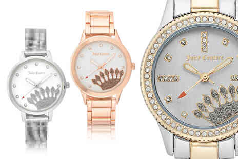 Brand Arena - Womens Juicy Couture watch - Save 79%