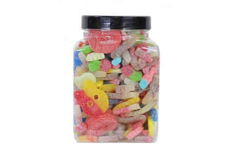 Posted Sweets - 1.7kg fizzy sweet hamper - Save 0%