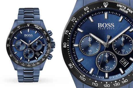 Demand TIC - Hugo Boss Hero Sport men's watch - Save 70%