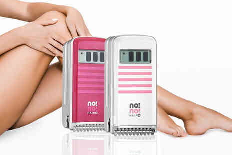 ICTV Brands - A no!no! Plus professional hair removal device - Save 0%