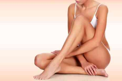 Naturalaser - Six IPL Hair Removal Sessions on Small, Medium or Large Area - Save 80%
