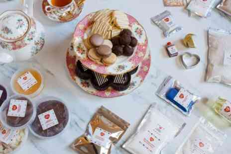 Britain Loves Baking - Traditional or Four Chocolates Afternoon Tea Baking Box - Save 42%
