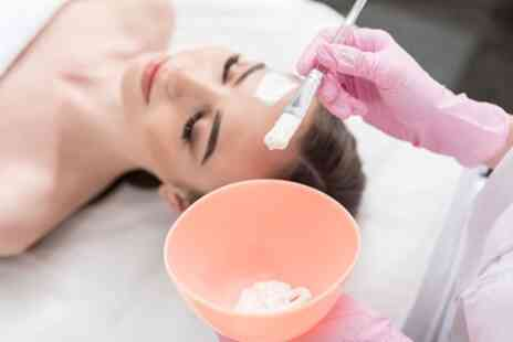 Derma Clinic - Deep Cleaning with Optional Crystal Microdermabrasion or HydraFacial - Save 56%