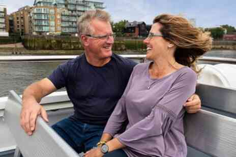 Thames River Sightseeing - Two Day River Pass for Child or Adult - Save 0%