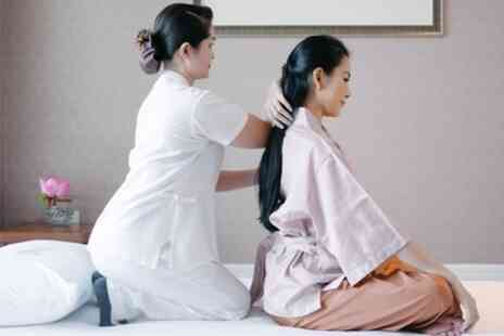 Sopas Beauty - One Hour Full Body or Foot Thai Massage - Save 35%