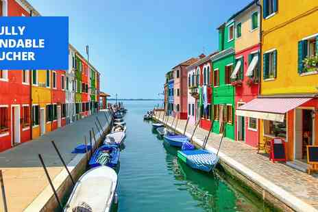 NH Murano Villa - Deluxe Venice stay in new hotel - Save 0%