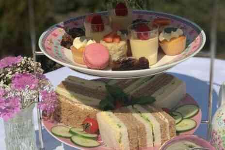 Kent Loves - Traditional Afternoon Tea for Two or Four - Save 25%