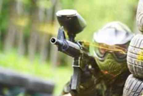 Atomic Paintball - Paintballing Experience - Save 65%