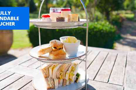 The Moonraker Hotel - Afternoon tea for 2 in 17th century Wiltshire manor - Save 58%
