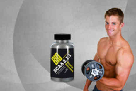 Bio Synergy - Bio Synergy BCAA Capsules for Muscle Recovery - Save 55%