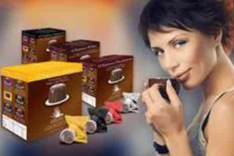 Smart Coffee Club Limited - Bundle of 100 premium coffee pods - Save 50%