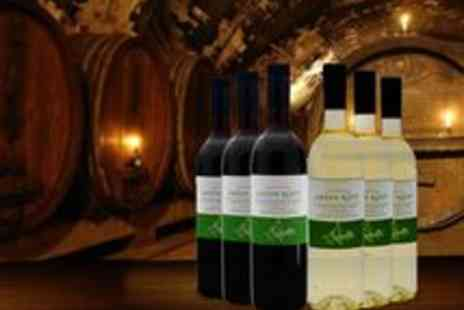 Oakbridge Wines - Oakbridge Wine 6 Bottles Cabernet Sauvignon Chardonnay - Save 50%