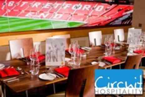 Circuit Hospitality - Manchester United v Newcastle United Choice of Suites With Champagne and Meal Options - Save 46%