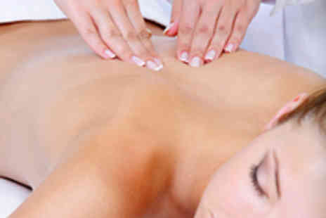 Envy Lounge - Hour Long Massage and Hour Long Facial - Save 70%