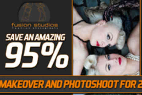 Fusion Studios - Makeover day with Fusion Studios - Save 95%