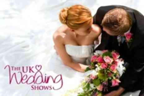 The UK Wedding Shows -  Entry For Two or Four - Save 14%