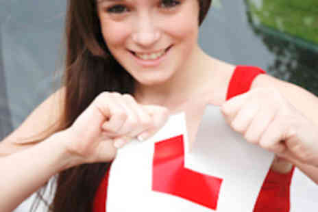 Miniscule Driving School - Three 60 Minute Driving Lessons - Save 74%
