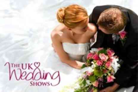 The UK Wedding Shows - The UK Wedding Shows  Entry For Two - Save 17%
