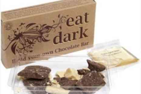 The Chocolution - Build your own chocolate bar a great little stocking filler - Save 50%