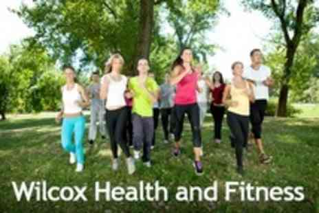 Wilcox Health and Fitness - Brecon Beacons Boot Camp Weekend For One - Save 74%