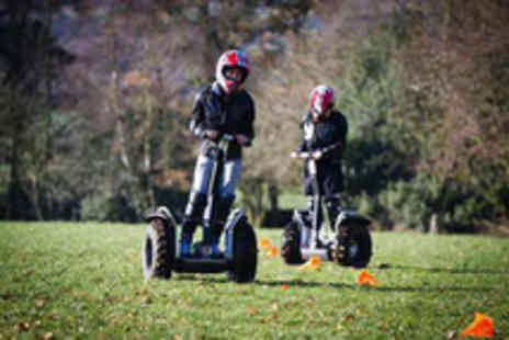 Madrenaline - A weekday Segway obstacle course for one people - Save 54%
