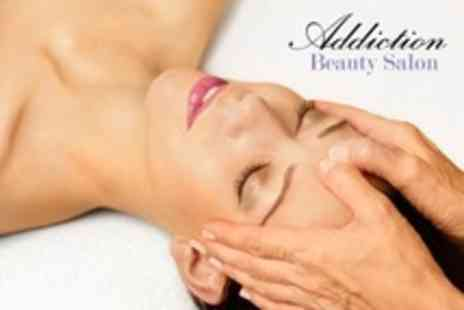 Addiction Beauty Salon - Luxury Pedicure and Indian Head Massage - Save 60%