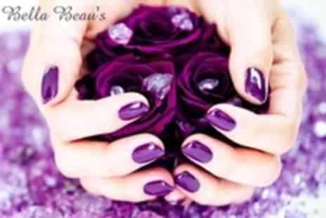 Bella Beauty -  Shellac Manicure or Pedicure - Save 52%
