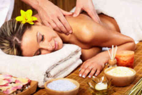NU U - One hour full body detox massage - Save 73%