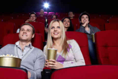 Cineworld - £4 instead of up to £8.30 for a cinema ticket - Save 52%