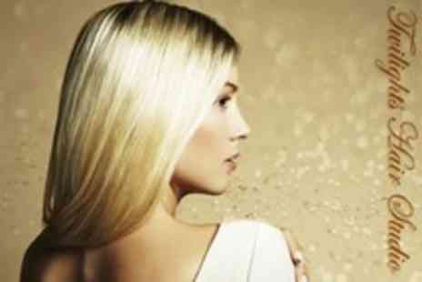 Twilights Hair Studio - Half Head Highlights or Full Head Colour With Cut and Finish - Save 60%