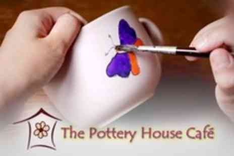 The Pottery House Cafe - Ceramic Mug Painting - Save 58%