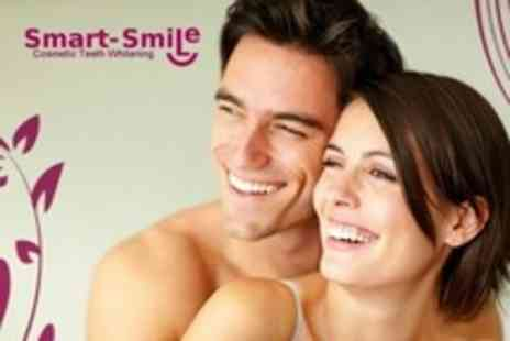 Smart Smile - Teeth Whitening For One  - Save 51%