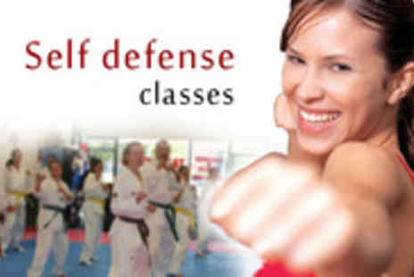 Fit & Fun - Strengthen your body find inner peace and learn self-defense tactics from a master through 5 inspirational self-defense classes - Save 76%
