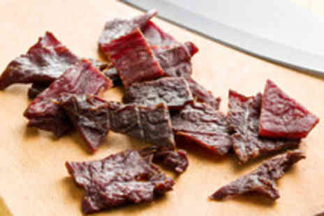 The Chichester Biltong Company - 400g of finest gluten & sugar free biltong in a choice of flavours  - Save 54%